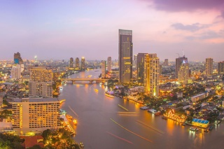 Pioneering treasury operations in Thailand